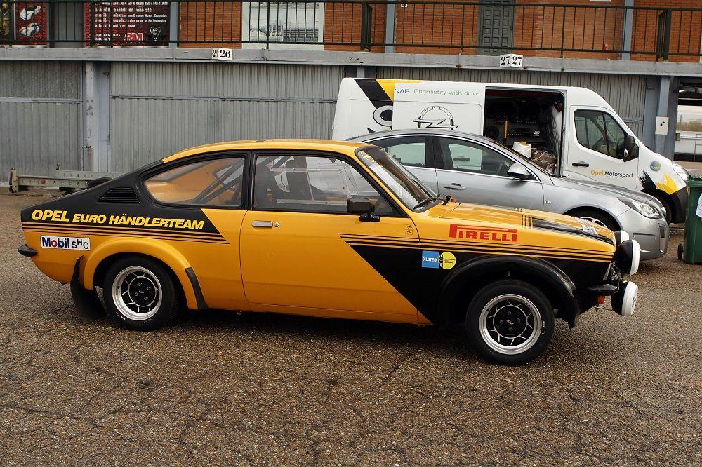 Kadett GTE Rally